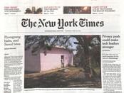 International New York Times N° 426 April 2018