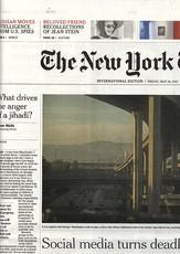 International New York Times N° 526 Mai 2017
