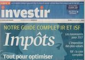 Investir - Le journal des finances N° 2259 Avril 2017