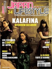 Japan Lifestyle N° 34 Septembre 2014