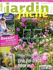 Jardin facile N° 119 August 2018