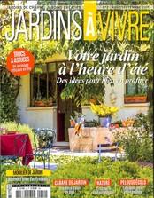 Jardins à vivre N° 2 Juillet 2017