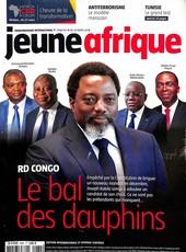 Jeune Afrique N° 2984 March 2018
