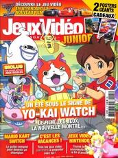 Jeux vidéo magazine junior N° 9 Juillet 2017