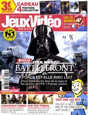 Jeux vidéo magazine N° 206 February 2018