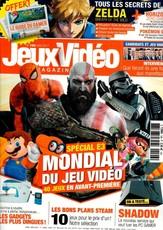 Jeux vidéo magazine N° 196 Avril 2017
