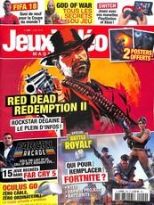 Jeux vidéo magazine N° 209 May 2018