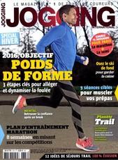 Jogging International N° 376 Janvier 2016