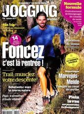 Jogging International N° 396 Septembre 2017