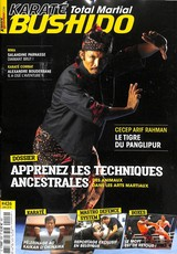 Karaté Bushido N° 426 May 2018