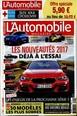 L'Automobile Magazine + Hors Série N° 850 Février 2017