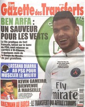 La Gazette des Transferts N° 93 December 2017