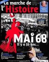 La marche de l'Histoire N° 25 April 2018