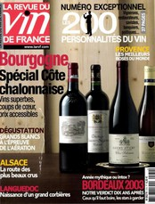 La revue du vin de France N° 627 November 2018