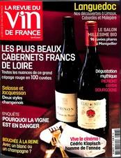 La revue du vin de France N° 618 Janvier 2018