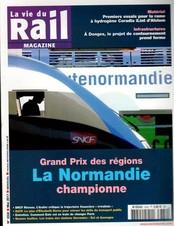 La Vie du Rail Magazine N° 3332 Avril 2017