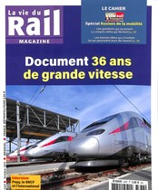 La Vie du Rail Magazine N° 3337 Octobre 2017