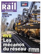 La Vie du Rail Magazine N° 3341 Janvier 2018