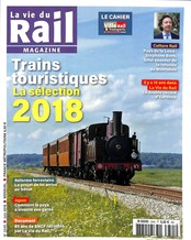 La Vie du Rail Magazine N° 3345 May 2018