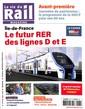 La Vie du Rail Magazine N° 3347 July 2018