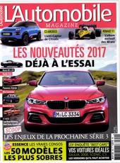 L'Automobile magazine N° 851 Mars 2017