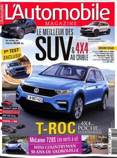 L'Automobile magazine N° 854 Mai 2017