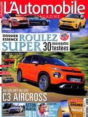 L'Automobile magazine N° 858 Octobre 2017