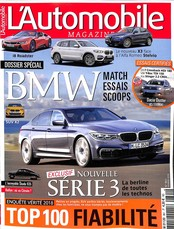 L'Automobile magazine N° 863 March 2018