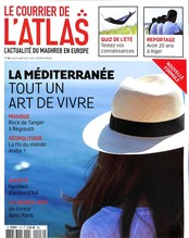 Le Courrier de l'Atlas N° 116 Juillet 2017