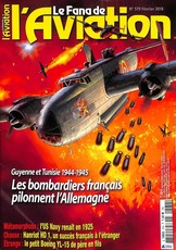 Le Fana de l'aviation N° 579 Janvier 2018