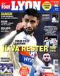 Le Foot Lyon magazine N° 61 April 2018