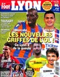 Le Foot Lyon magazine N° 62 June 2018