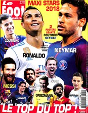 Le Foot Magazine N° 124 January 2018