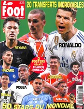 Le Foot Magazine N° 126 May 2018