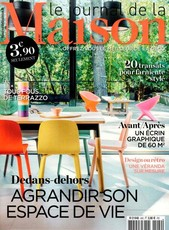 Le journal de la maison N° 492 Avril 2017