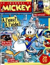 Le Journal de Mickey N° 3353 Septembre 2016