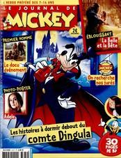 Le Journal de Mickey N° 3379 Mars 2017