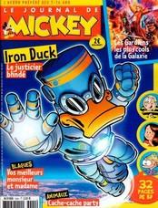 Le Journal de Mickey N° 3384 Avril 2017