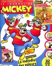 Le Journal de Mickey N° 3392 Juin 2017
