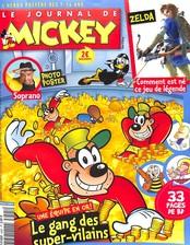 Le Journal de Mickey N° 3405 Septembre 2017