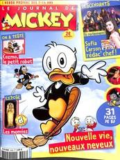Le Journal de Mickey N° 3408 Octobre 2017