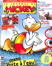 Le Journal de Mickey N° 3448 July 2018