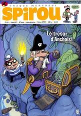 Le journal de Spirou N° 4131 Juin 2017