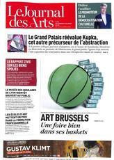 Le Journal des Arts N° 499 April 2018