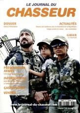 Le Journal du chasseur N° 181 Janvier 2017
