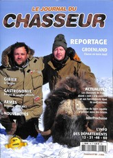 Le Journal du chasseur N° 184 October 2017