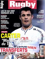 France rugby N° 60 Décembre 2015