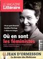 Le magazine littéraire N° 567 Avril 2016
