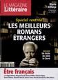 Le magazine littéraire N° 572 Septembre 2016