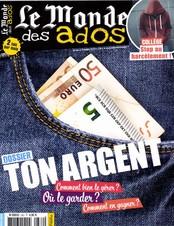 Le Monde des Ados N° 382 Mars 2017